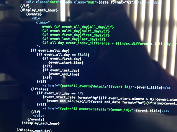 InThePanhandle.com Dev Diary - Day 4 - Code
