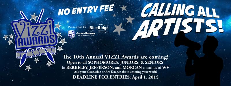 Vizzi Awards Graphic